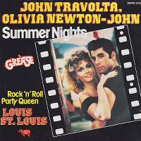 Cover John Travolta & Olivia Newton-John - Summer Nights