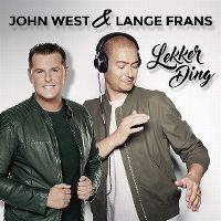 Cover John West & Lange Frans - Lekker ding