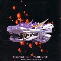Cover John Wetton - Anthology