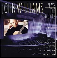 Cover John Williams - Plays The Movies