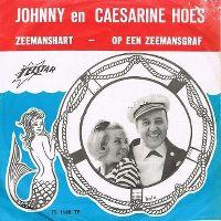 Cover Johnny & Caesarine Hoes - Zeemanshart