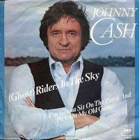 Cover Johnny Cash - (Ghost) Riders In The Sky