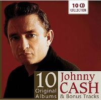 Cover Johnny Cash - 10 Original Albums & Bonus Tracks