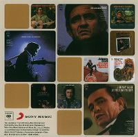 Cover Johnny Cash - 20 Original Albums