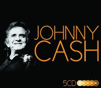 Cover Johnny Cash - 5CD