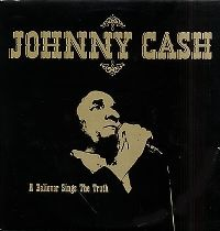 Cover Johnny Cash - A Believer Sings The Truth