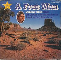 Cover Johnny Cash - A Free Man