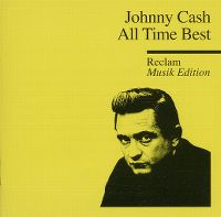 Cover Johnny Cash - All Time Best - Reclam Musik Edition