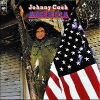 Cover Johnny Cash - America: A 200-Year Salute In Story And Song