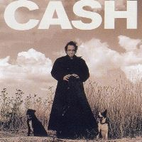 Cover Johnny Cash - American Recordings