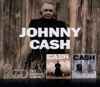 Cover Johnny Cash - American Recordings + Unchained