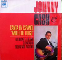 Cover Johnny Cash - Anillo de fuego