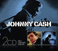 Cover Johnny Cash - At San Quentin + At Folsom Prison