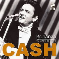 Cover Johnny Cash - Bonanza - 50 Greatest Hits
