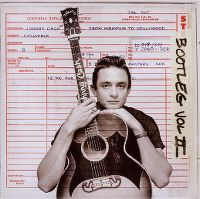 Cover Johnny Cash - Bootleg Vol. II - From Memphis To Hollywood