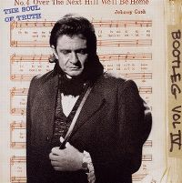 Cover Johnny Cash - Bootleg Vol IV - The Soul Of Truth