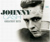 Cover Johnny Cash - Cash - Greatest Hits