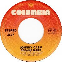 Cover Johnny Cash - Cocaine Blues