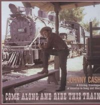 Cover Johnny Cash - Come Along And Ride This Train