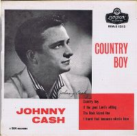 Cover Johnny Cash - Country Boy