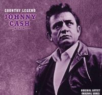 Cover Johnny Cash - Country Legend