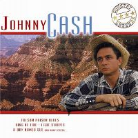 Cover Johnny Cash - Country Legends: Folsom Prison Blues