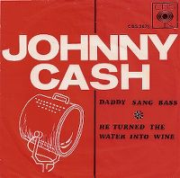 Cover Johnny Cash - Daddy Sang Bass