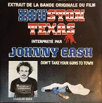 Cover Johnny Cash - Don't Take Your Guns To Town