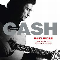 Cover Johnny Cash - Easy Rider - The Best Of The Mercury Recordings