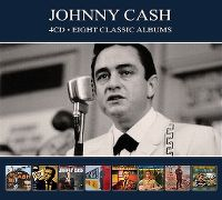 Cover Johnny Cash - Eight Classic Albums