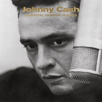 Cover Johnny Cash - Essential Original Albums
