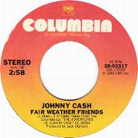 Cover Johnny Cash - Fair Weather Friends