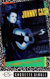 Cover Johnny Cash - Farmer's Almanac