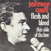 Cover Johnny Cash - Flesh And Blood