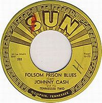 Cover Johnny Cash - Folsom Prison Blues