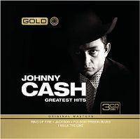 Cover Johnny Cash - Gold - Greatest Hits