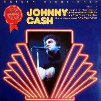 Cover Johnny Cash - Golden Highlights Volume 6