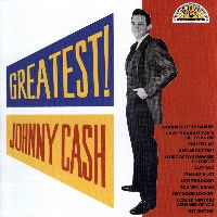 Cover Johnny Cash - Greatest!