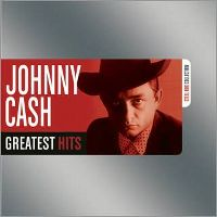 Cover Johnny Cash - Greatest Hits - Steel Box Collection