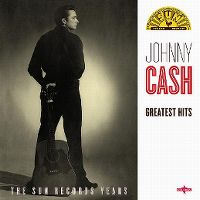 Cover Johnny Cash - Greatest Hits - The Sun Records Years