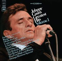Cover Johnny Cash - Greatest Hits - Volume 1