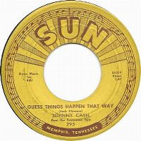 Cover Johnny Cash - Guess Things Happen That Way