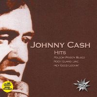 Cover Johnny Cash - Hits