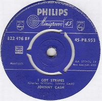 Cover Johnny Cash - I Got Stripes
