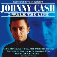 Cover Johnny Cash - I Walk The Line - Recorded Live In Concert