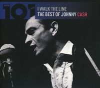 Cover Johnny Cash - I Walk The Line - The Best Of Johnny Cash