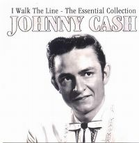 Cover Johnny Cash - I Walk The Line - The Essential Collection