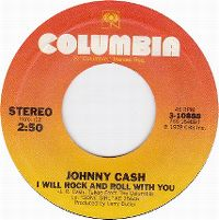 Cover Johnny Cash - I Will Rock And Roll With You