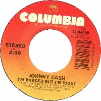 Cover Johnny Cash - I'm Ragged But I'm Right