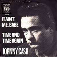 Cover Johnny Cash - It Ain't Me Babe